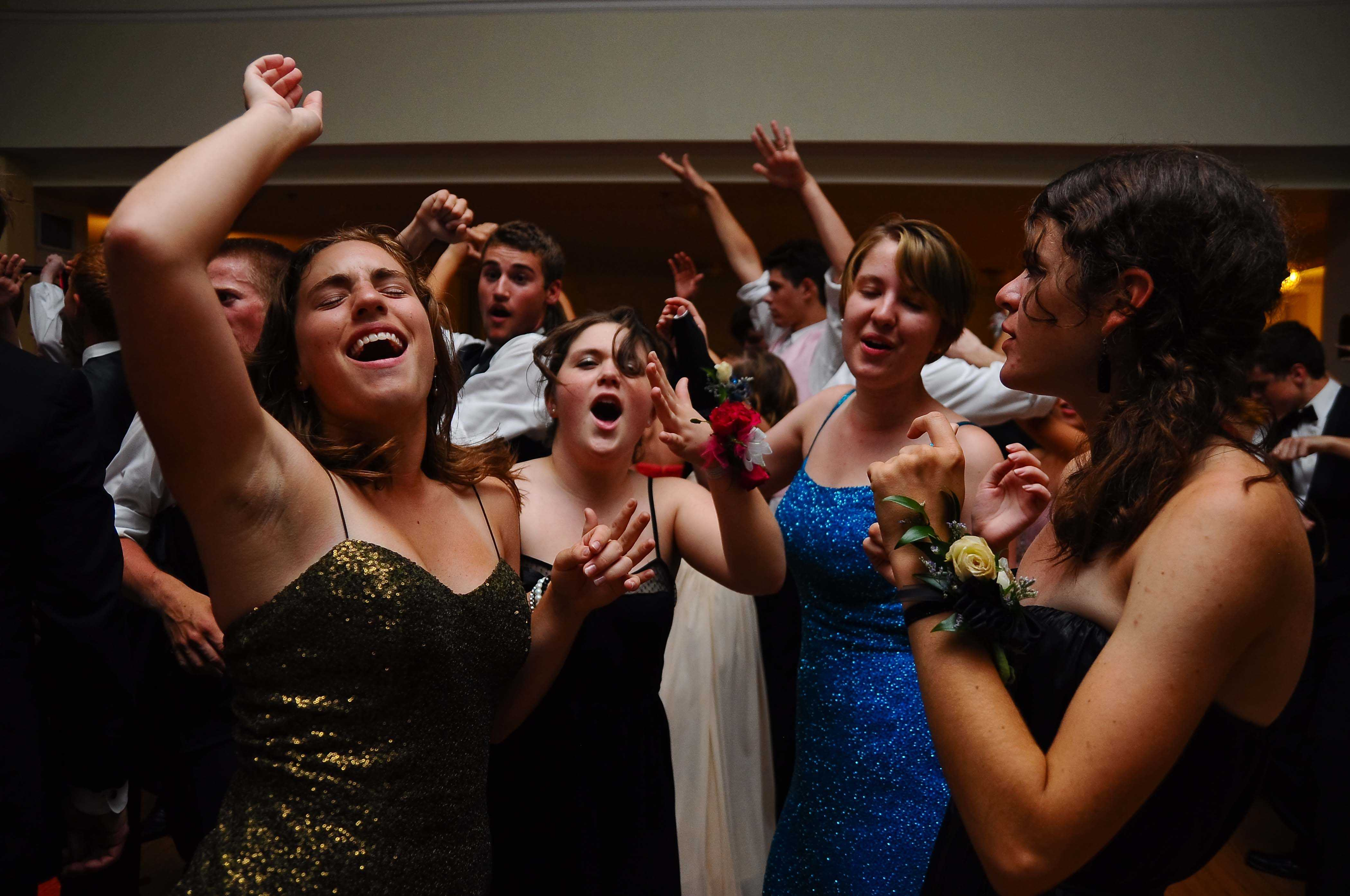 Prom 2012, A night to remember