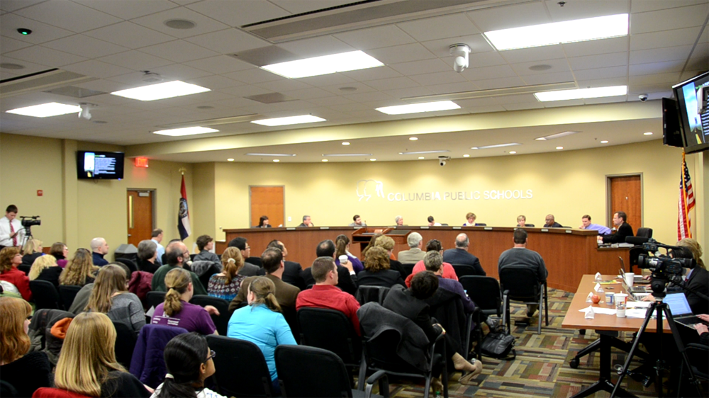 Board of Education discusses start times