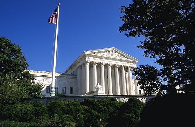 Public Domain image of the Supreme Court Building. Source: www.usda.gov