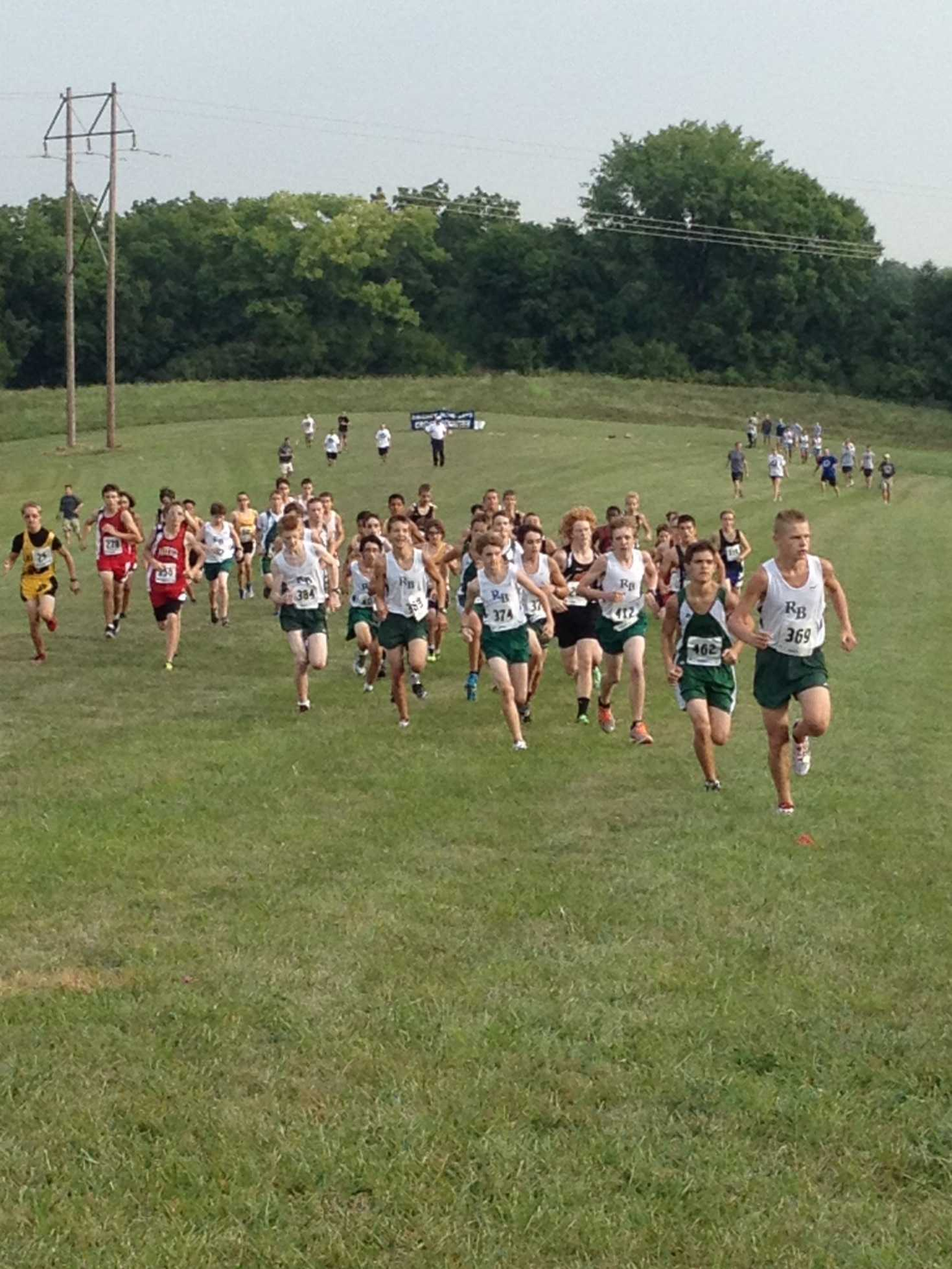 Cross country climbs up on rankings