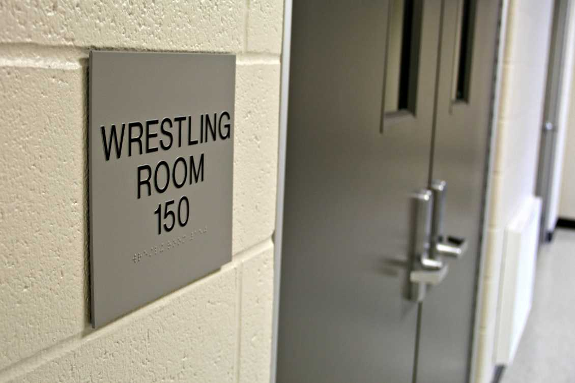 Wrestling suffers two losses at home