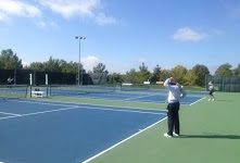 Girls' tennis breezes through sectionals, prepares for state