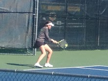 Girls' tennis falls to Lee's Summit North at state