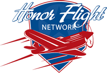 The Honor Flight Logo, taken from the organisation's official website. Used under the Fair Use Doctrine.