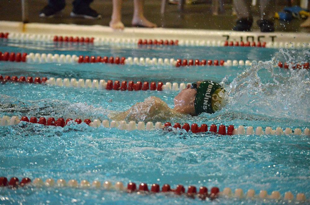 Boys swimming beats 5 additional state qualifying times at 'Last Chance' meet