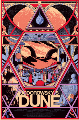 'Jodorowsky's Dune' presents greatest sci-fi film never made