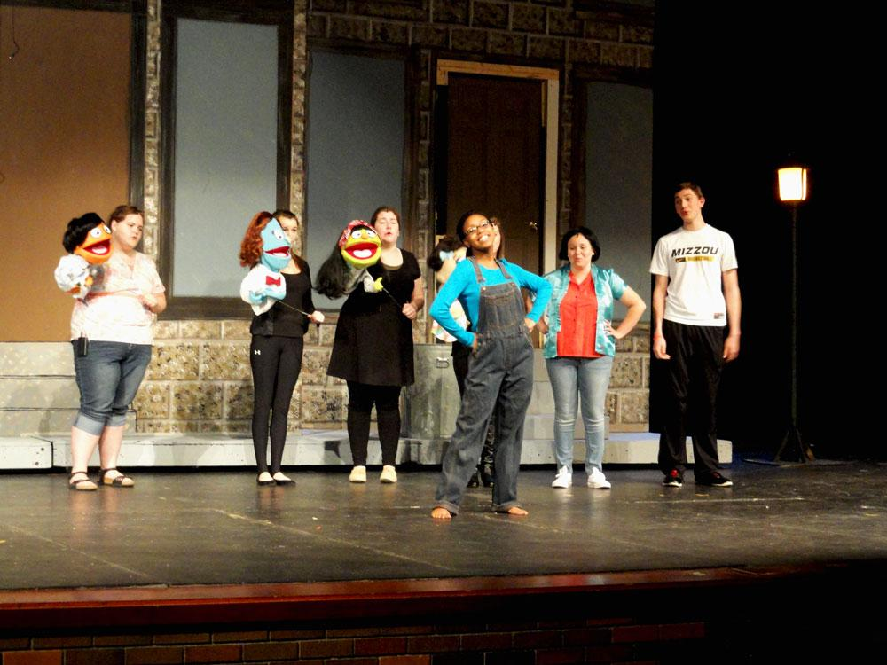'A cornucopia of Broadway:' A preview of the Theatrical Showcase