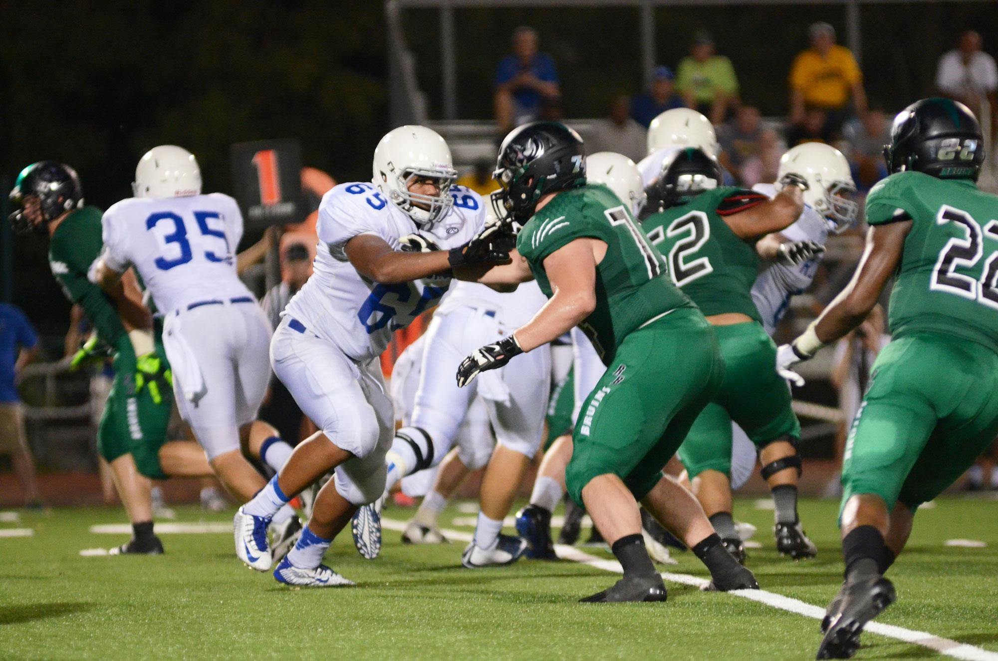 Football Preview: Lee's Summit West