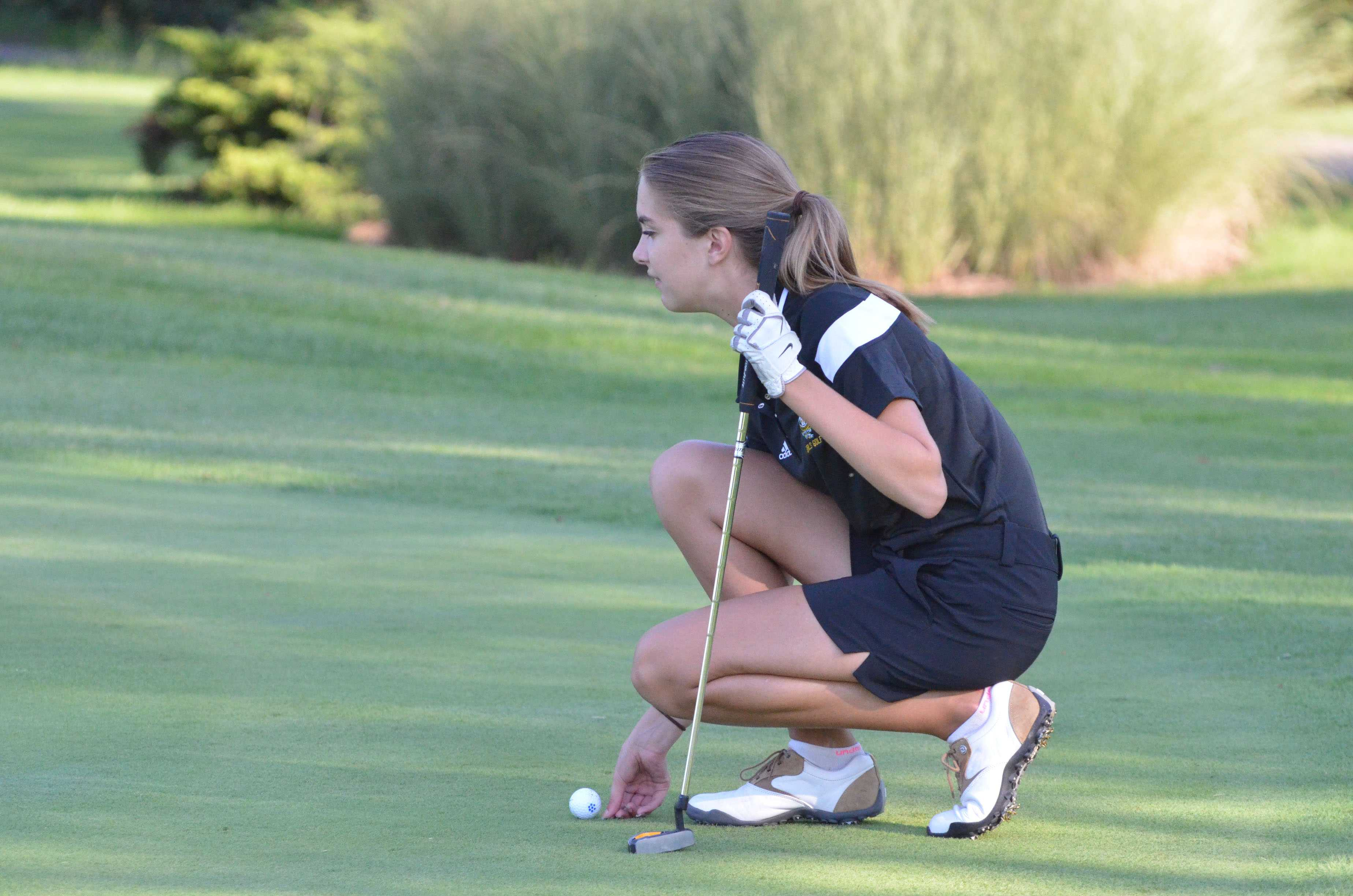 Golf season ends; Farmer claims all-state honors