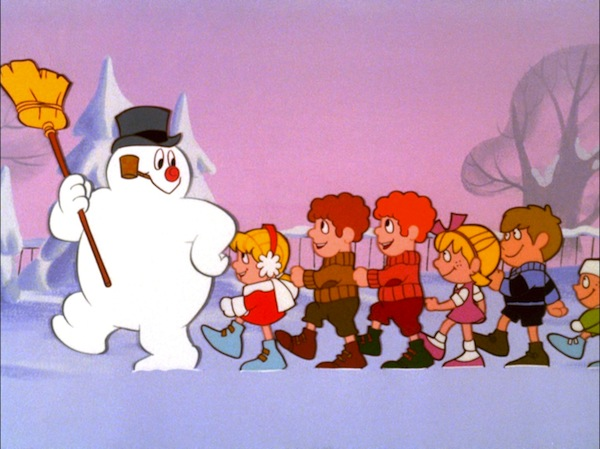 Old Christmas classic Frosty the Snowman remains timeless