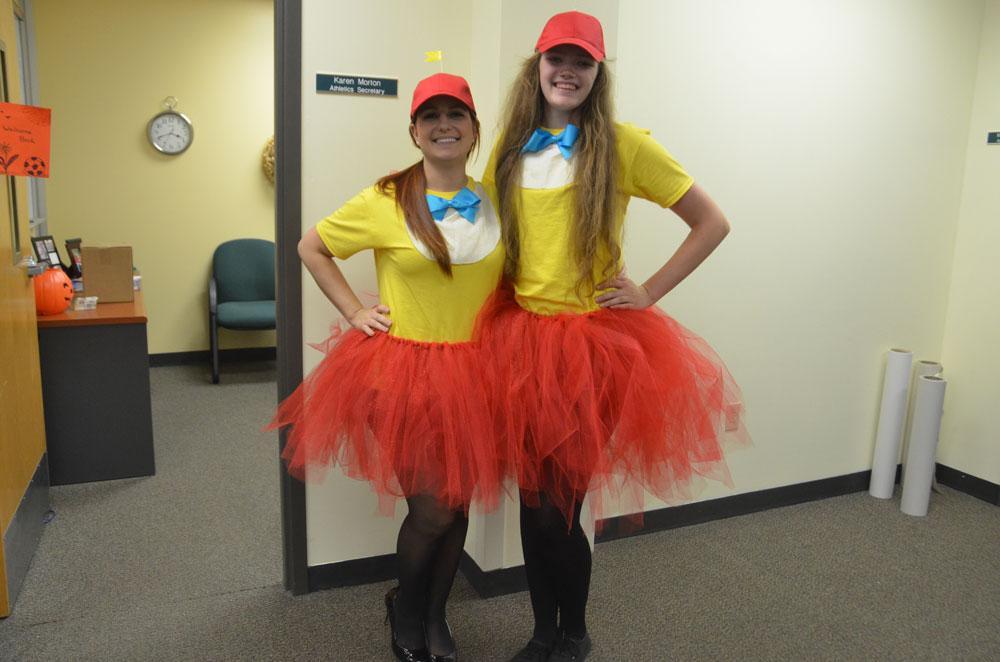 Homecoming Spirit Week brings costumes, games