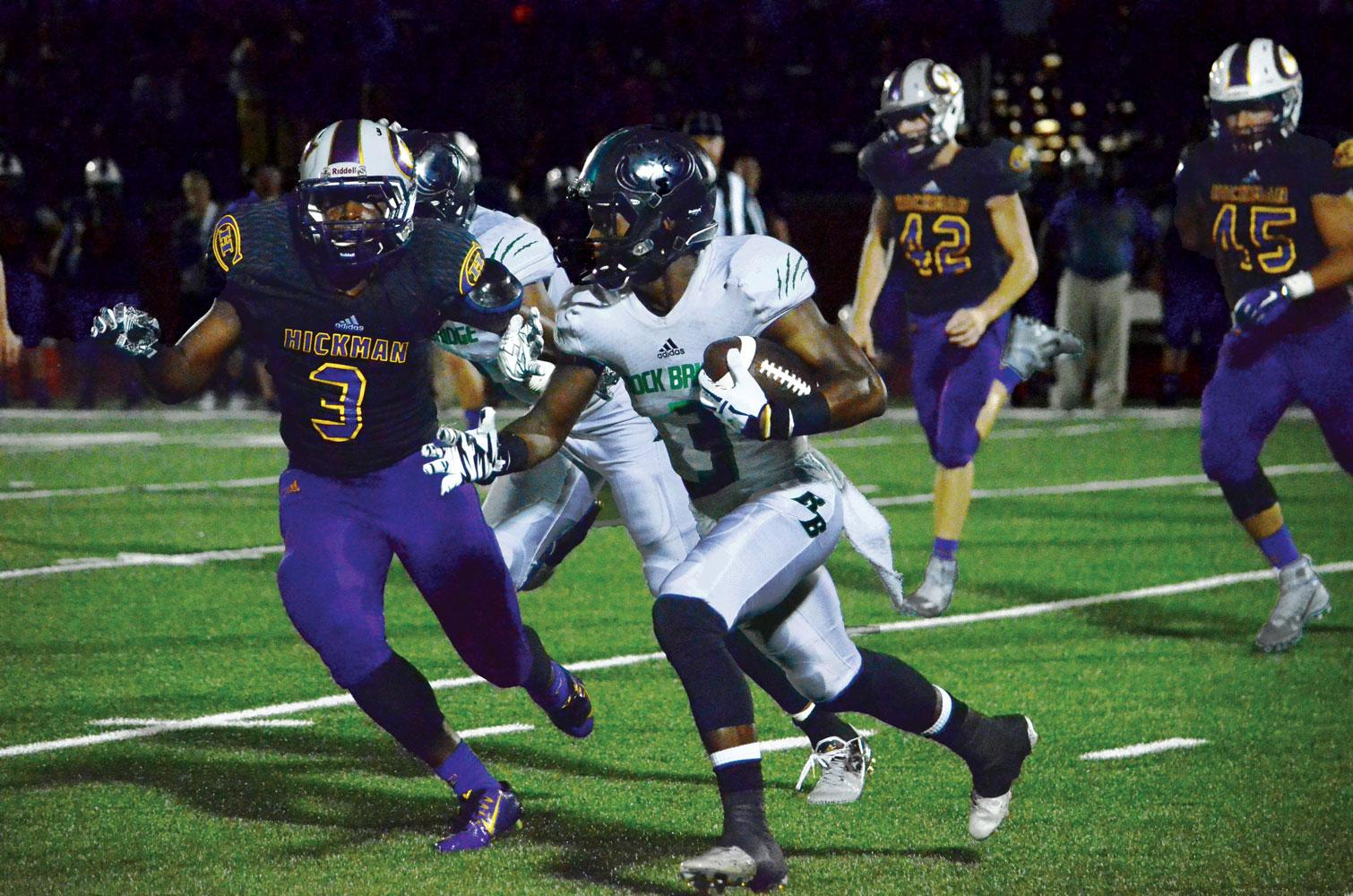 Bruins hope to cage Jays in homecoming game