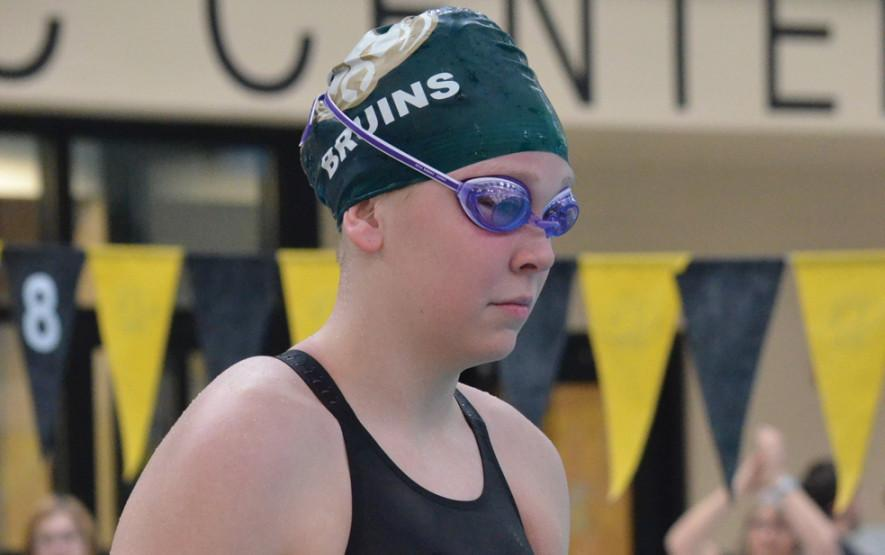 Last Chance meet serves as tuneup for girls' swimming