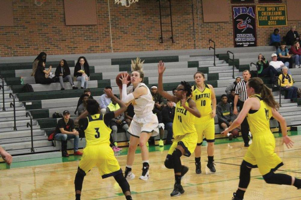 Truman Tournament ends in heartbreak for Lady Bruins