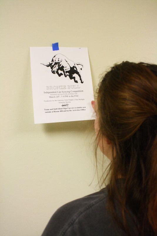 poster for bronze bull