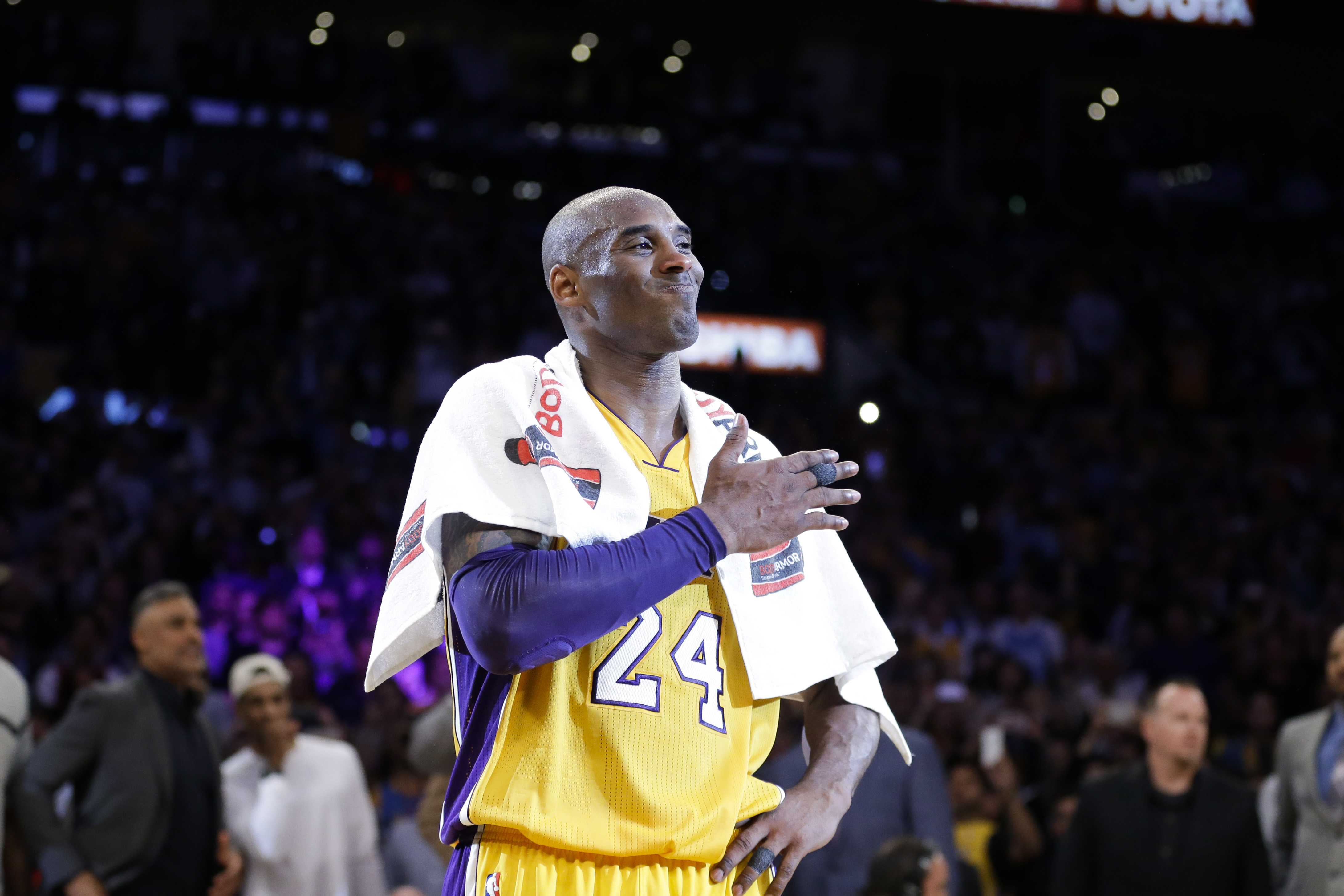 Is Kobe Bryant the best ever? Rock Bridge Round Table – 4/14/16