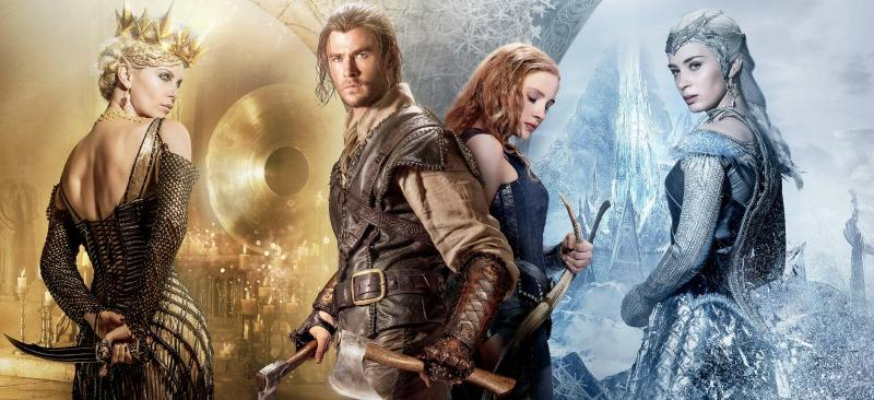 'The Huntsman: Winter's War' lives up to the expectations