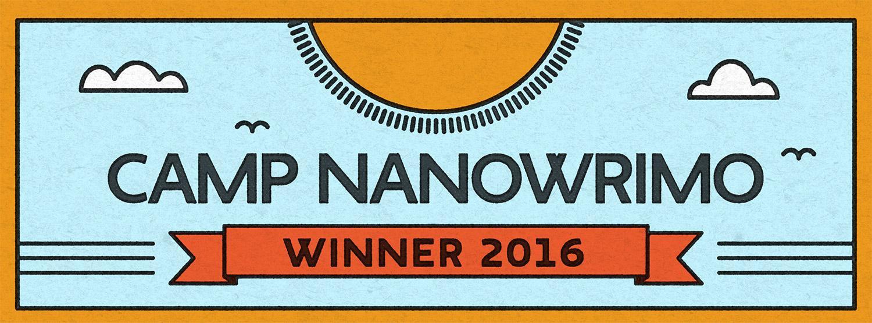 Camp NaNoWriMo Diaries: Week 4