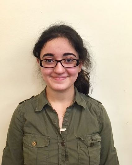 """Personally I'm an atheist, and if I saw a student led prayer in my school I wouldn't really mind it as long as they do not interfere with the practices of other religions or other cultures or disrespect anyone else in any shape or form."" -- Aryana Fotoohighiam, sophomore"
