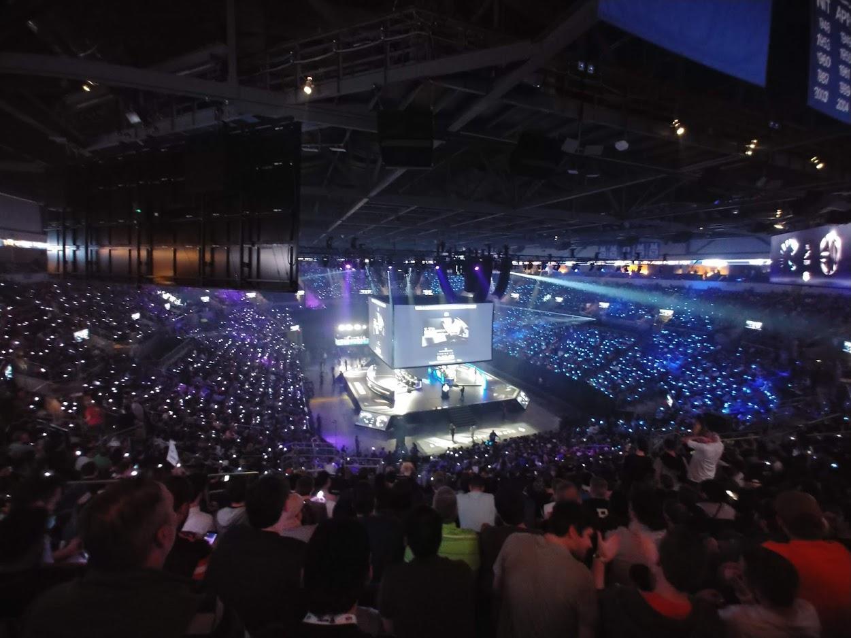 St  Louis hosts League of Legends Championship